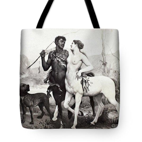 Schutzenberger: Centaurs Tote Bag by Granger