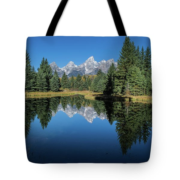 Schwabacher Landing Tote Bag by Mary Hone