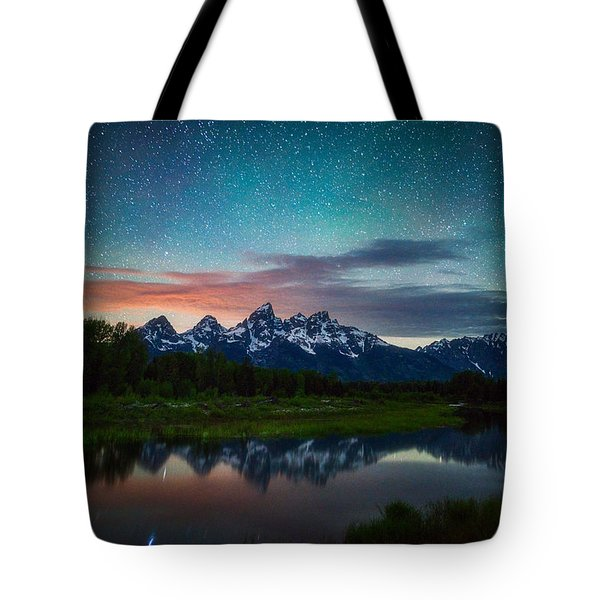 Schwabacher Nights Tote Bag