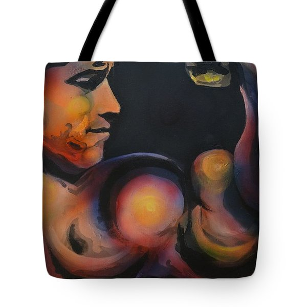 Schwarzeneggah Tote Bag
