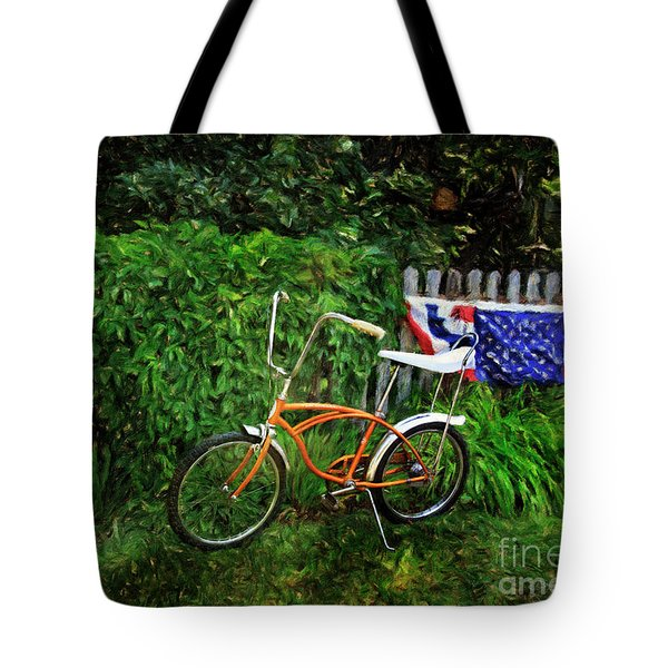 Schwinn Deluxe Stingray 65 Tote Bag