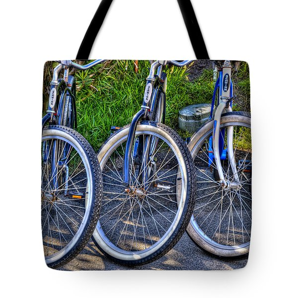 Schwinns Tote Bag by Paul Wear