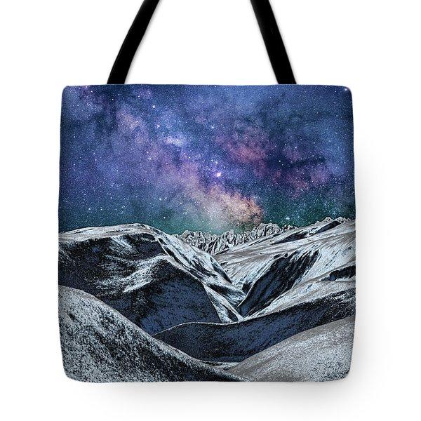 Sci Fi World Tote Bag