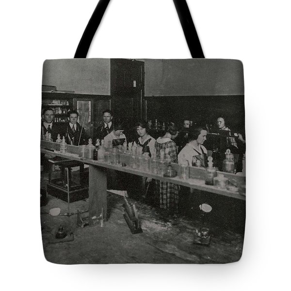 Science 28 Tote Bag