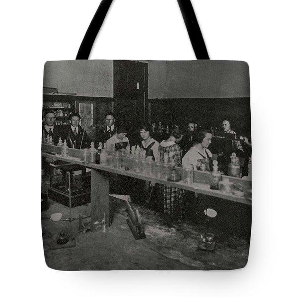 Science 28 Tote Bag