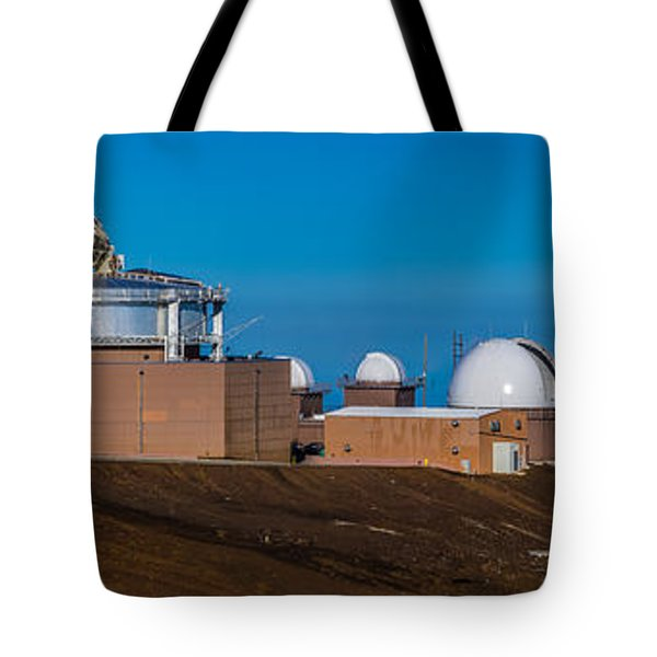 Science City Tote Bag