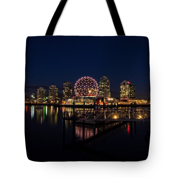 Science World Nocturnal Tote Bag