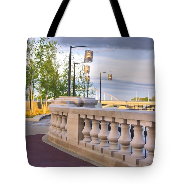 Scioto Mile 29123 Tote Bag