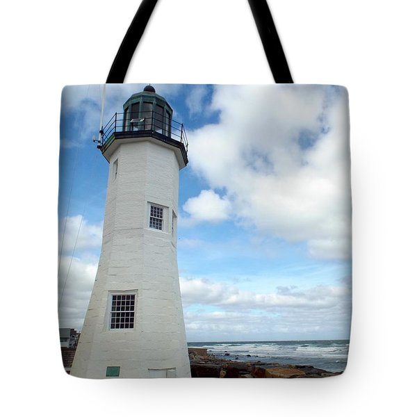 Scituate Light Tote Bag