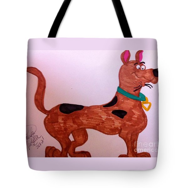 Scooby-doo Tote Bag