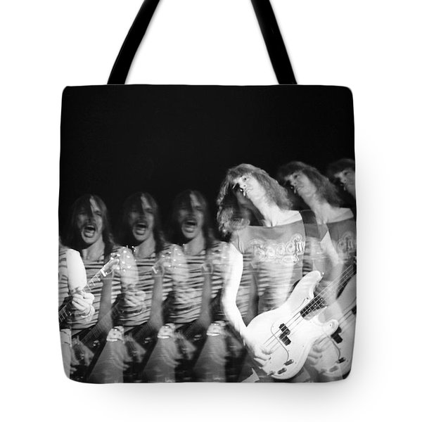 Scorpions Tote Bag by Sue Arber