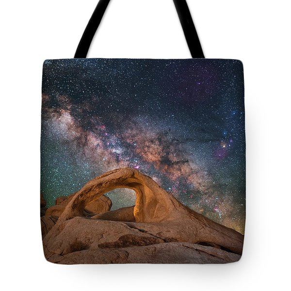 Scorpius And Its Arch Tote Bag