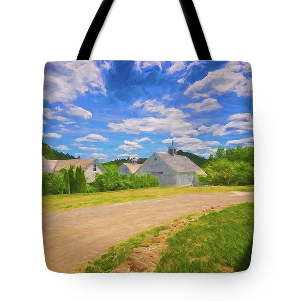 Scott Farm Vista Tote Bag