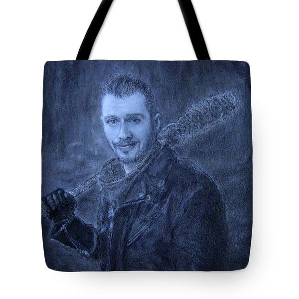 Scott James Tote Bag