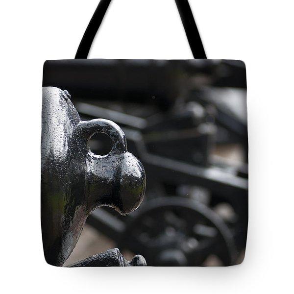 Scottish Canons Tote Bag