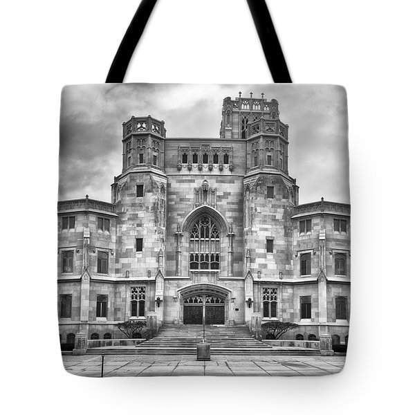 Tote Bag featuring the photograph Scottish Rite Cathedral by Howard Salmon