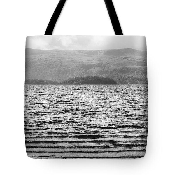 Tote Bag featuring the photograph Scottish Shores by Christi Kraft