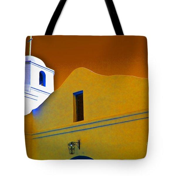 Scottsdale Mission Tote Bag