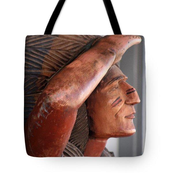 Scout - Close Up Tote Bag