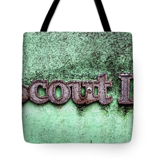 Scout II Tote Bag