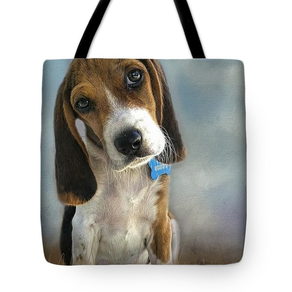 Scout Tote Bag by Steven Richardson