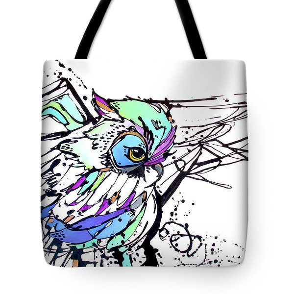 Scouting Tote Bag by Nicole Gaitan