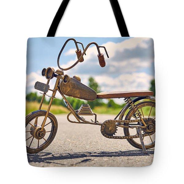 Scrawny Tote Bag