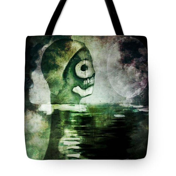 Scream Bloody Murder Tote Bag
