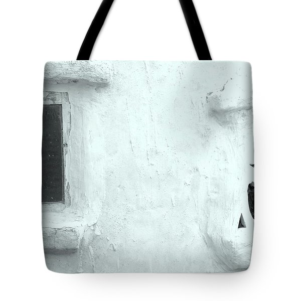 Scream Wall Tote Bag