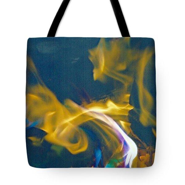 Screamer Tote Bag