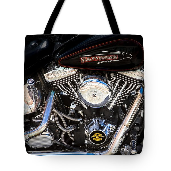 Screaming Eagle  Tote Bag by Bob Orsillo