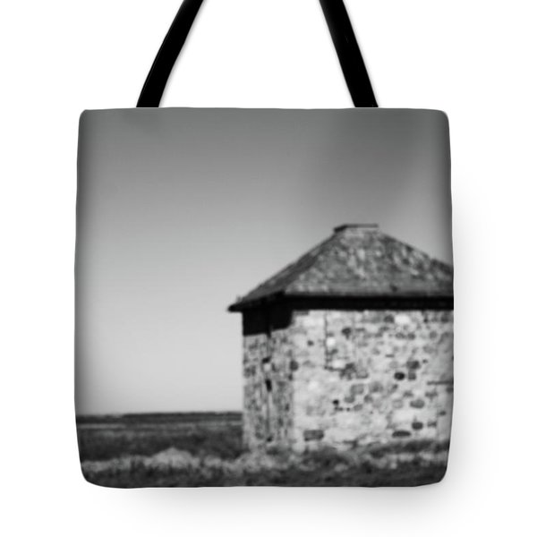 Screaming House Of Indian Head Tote Bag