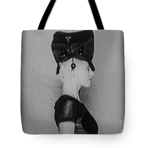 Tote Bag featuring the photograph Screen #9204 by Hans Janssen