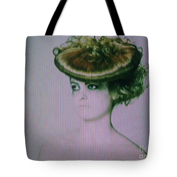 Tote Bag featuring the photograph Screen #9222 by Hans Janssen