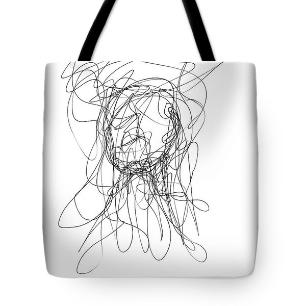 Scribble For Gusts, Dust, The Sun... Tote Bag