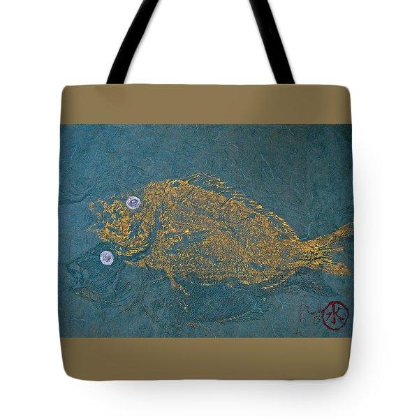 Scup / Porgie Shadow Tote Bag