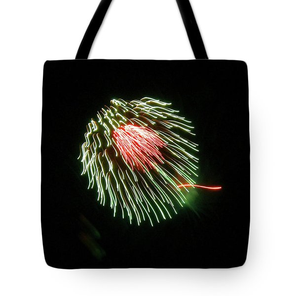 Tote Bag featuring the photograph Sea Anemone by Sally Sperry