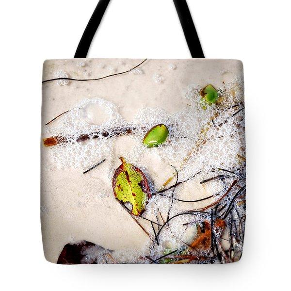 Beach Art Tote Bag