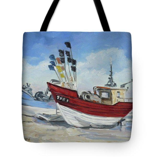 Sea Beach 10 - Baltic Tote Bag