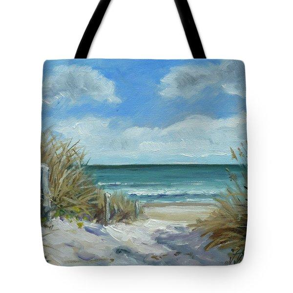Sea Beach 11 - Baltic Tote Bag