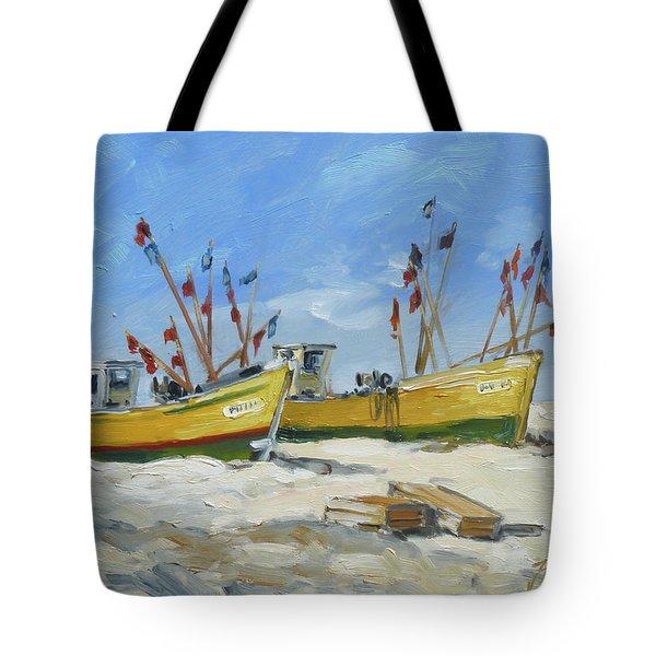 Sea Beach 2 - Baltic Tote Bag