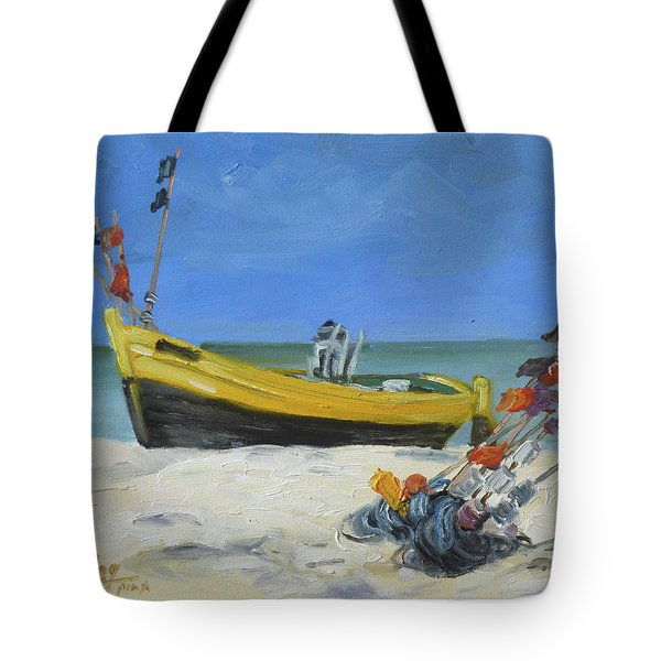 Sea Beach 4 - Baltic Tote Bag