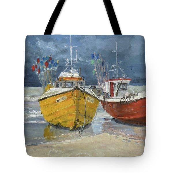 Sea Beach 5 - Baltic Tote Bag
