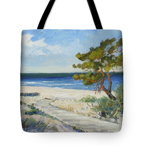 Sea Beach 6 - Baltic Tote Bag