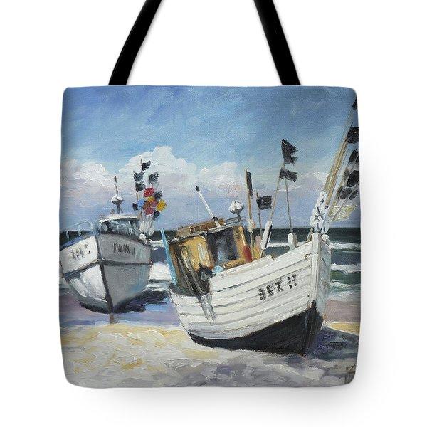 Sea Beach 9 - Baltic Tote Bag