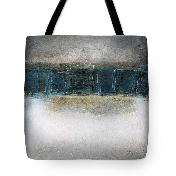Sea Tote Bag by Behzad Sohrabi