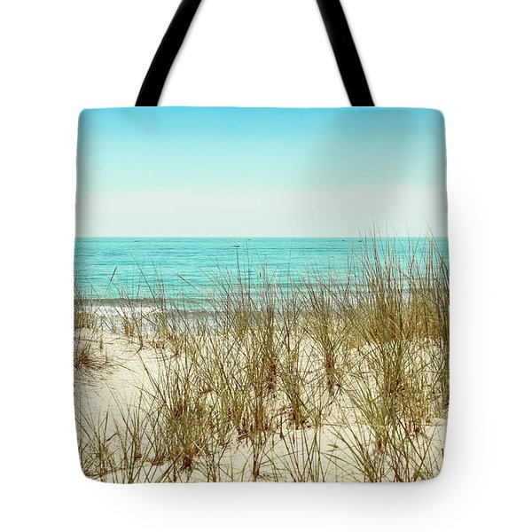Sea Breeze Tote Bag by Colleen Kammerer
