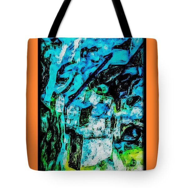 Sea Changes Tote Bag