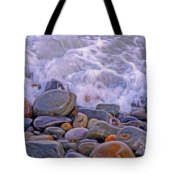 Sea Covers All  Tote Bag