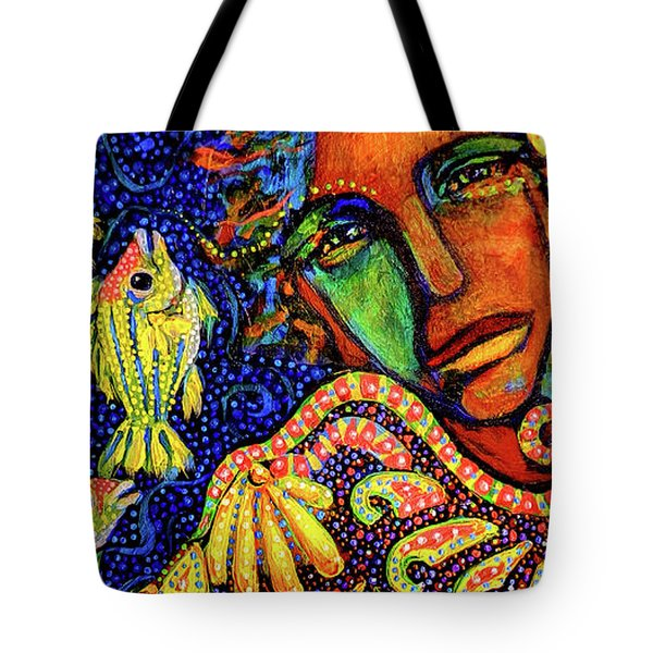 Sea Dreaming 1 Tote Bag